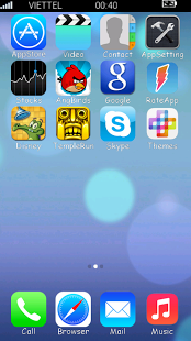 Fake+iPhone+5+Launcher